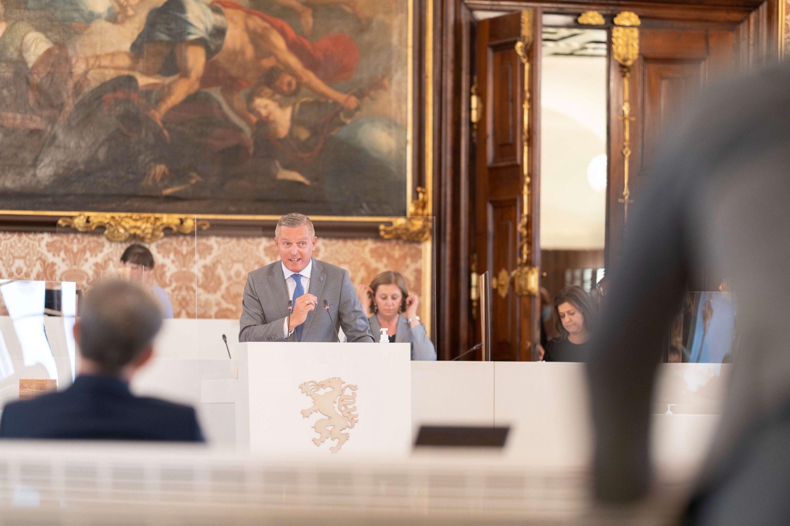 Mario Kunasek: Verschobene Spitalsbehandlungen werden nicht ohne Folgen für Steirer bleiben!